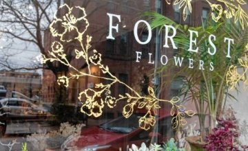 In bloom: New shop, Forest Flowers, opens on Market Street in Northampton