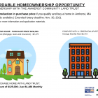 Homebuyer's $125,000 Subsidy Info Session | Amherst Community Land Trust